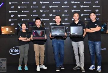 2018 Acer Predator Laptops, Desktops + Monitors Revealed!