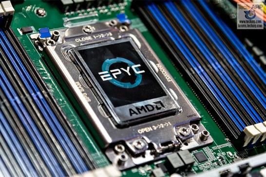 AMD 7nm EPYC Processor Update + First Look!