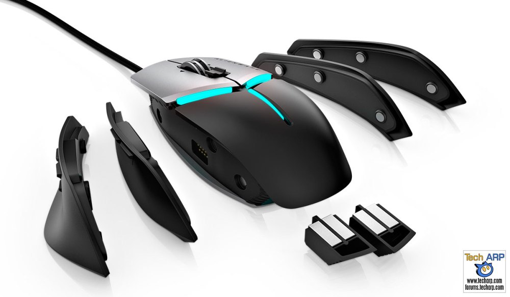 The Alienware Elite Gaming Mouse Revealed!