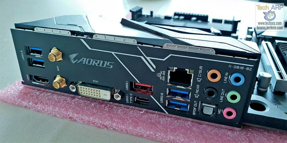 GIGABYTE B450 AORUS PRO WiFi Motherboard Preview