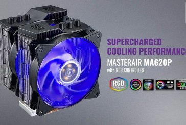 MasterAir MA620P CPU Cooler Revealed!
