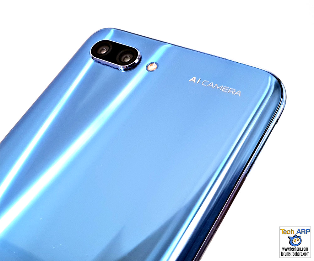 Honor 10 Aurora Glass