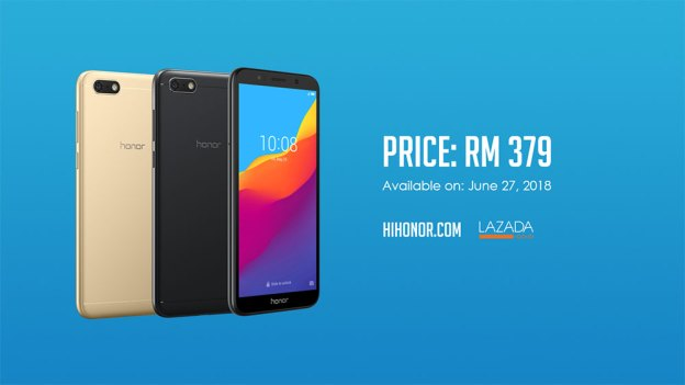 Honor 7S Is A FullView Smartphone For The Masses!