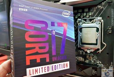 Intel Core i7-8086K Preview - The 8800K Nostalgia Edition