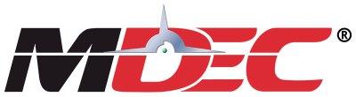 MDEC logo