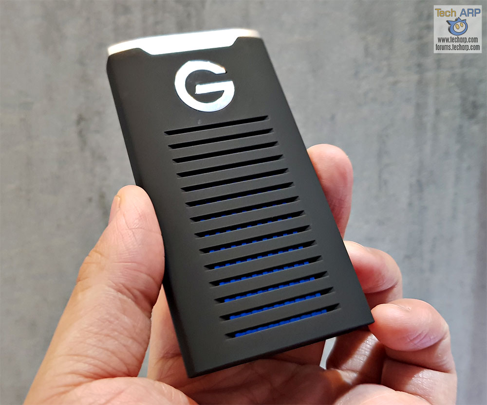 WD G-Drive Mobile SSD
