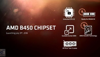 The First AMD B450 Motherboards Revealed! | MSI B450