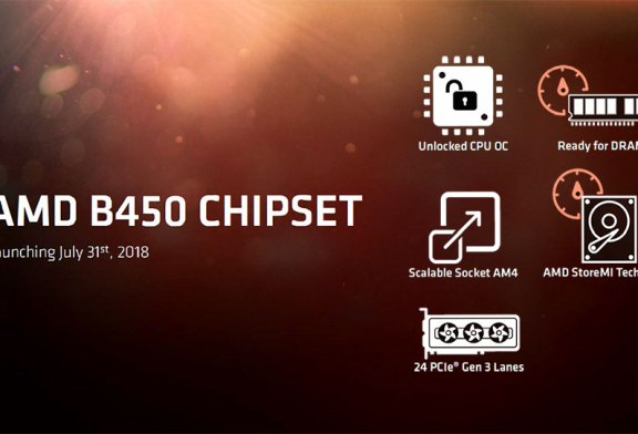 AMD B450 Chipset Explained with Official AMD Tech Briefing!