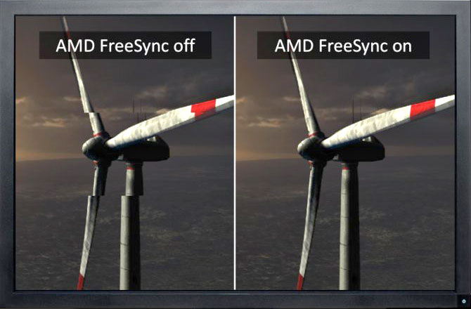 AMD FreeSync comparison