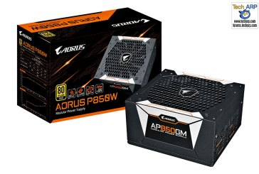 AORUS P850W + P750W - First AORUS PSUs Revealed!