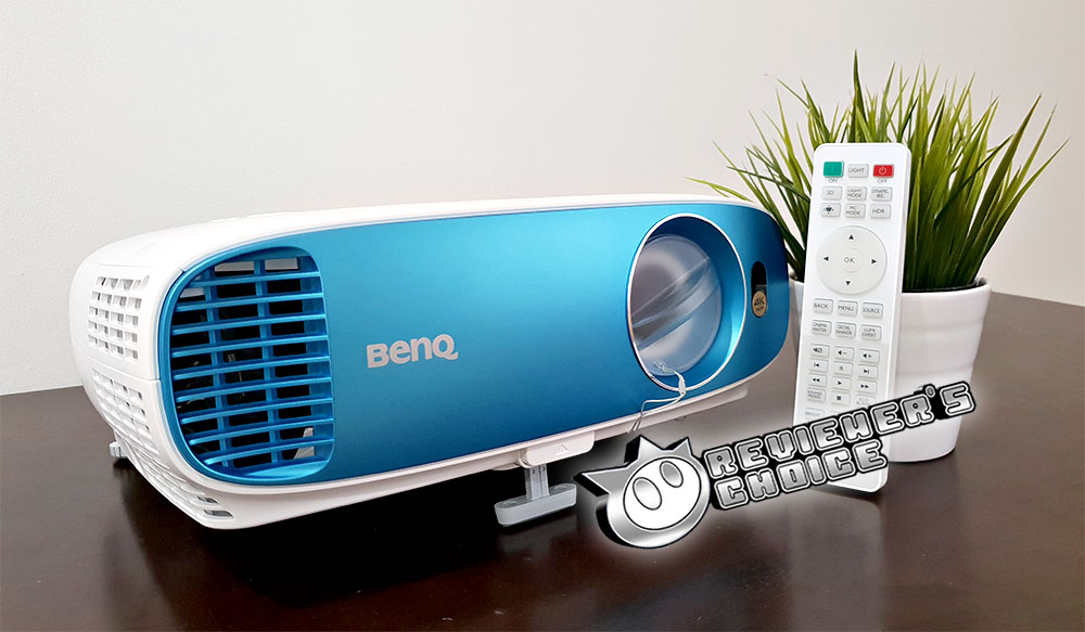 BenQ TK800 4K HDR Projector Review