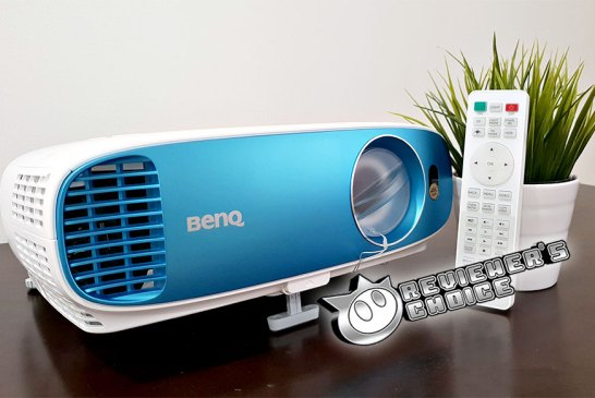 The BenQ TK800 4K HDR Projector In-Depth Review!