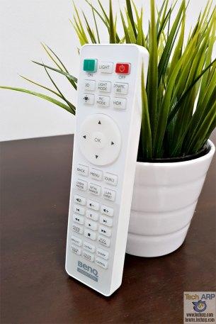 BenQ TK800 remote control
