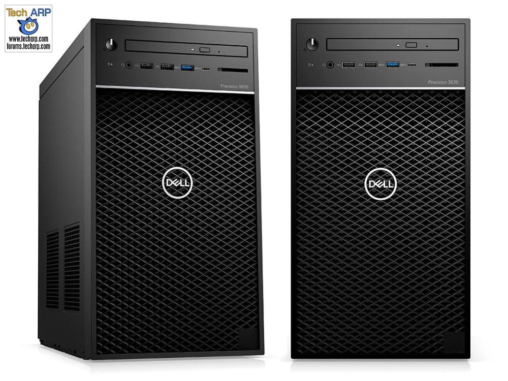 The 2018 Dell Precision 3000 Series Workstations - Dell Precision 3630 Tower
