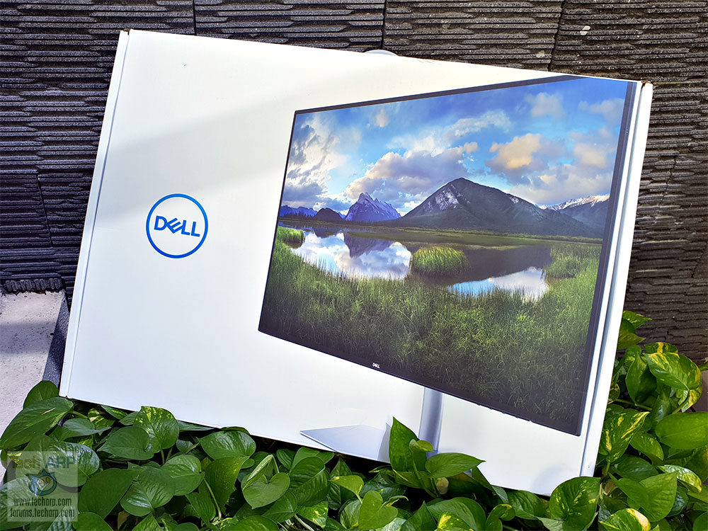 Dell S2719DM HDR monitor box