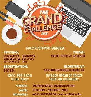 Grand Challenge 2018 Hackathon 02 - Johor