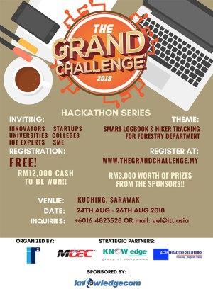 Grand Challenge 2018 Hackathon 03 - Sarawak