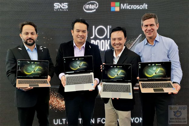 JOI Book 100 Ultra-Thin Laptop Debuts