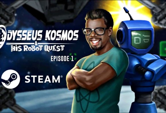 Odysseus Kosmos & His Robot Quest Episode 1 Is FREE!