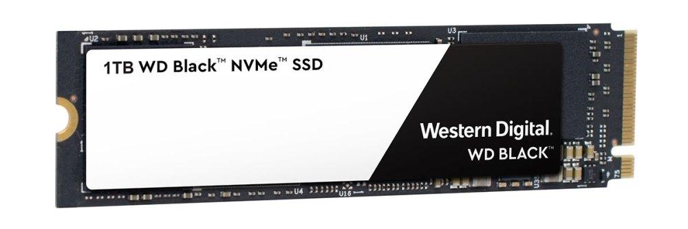 WD Black 3D NVMe SSD