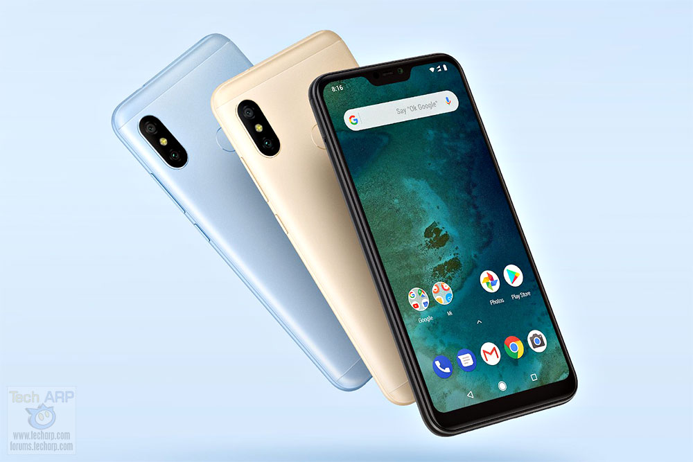 Xiaomi Mi A2 + Mi A2 Lite Smartphones Compared!