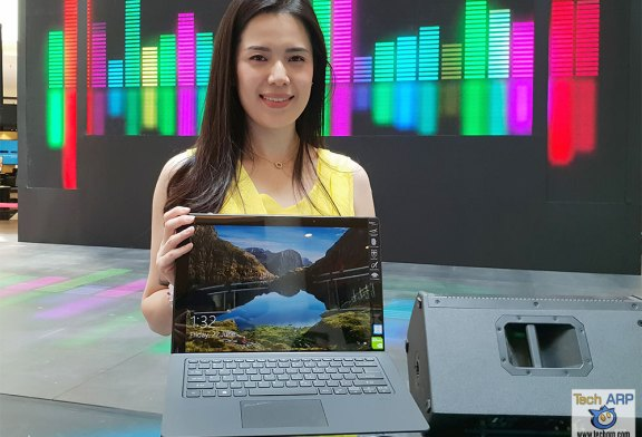 The 2018 Acer Switch 7 Black Edition with GeForce Graphics Revealed!