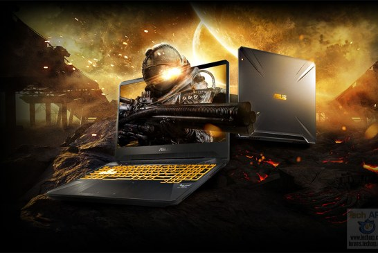 ASUS TUF Gaming FX505 + FX705 Gaming Laptop Preview