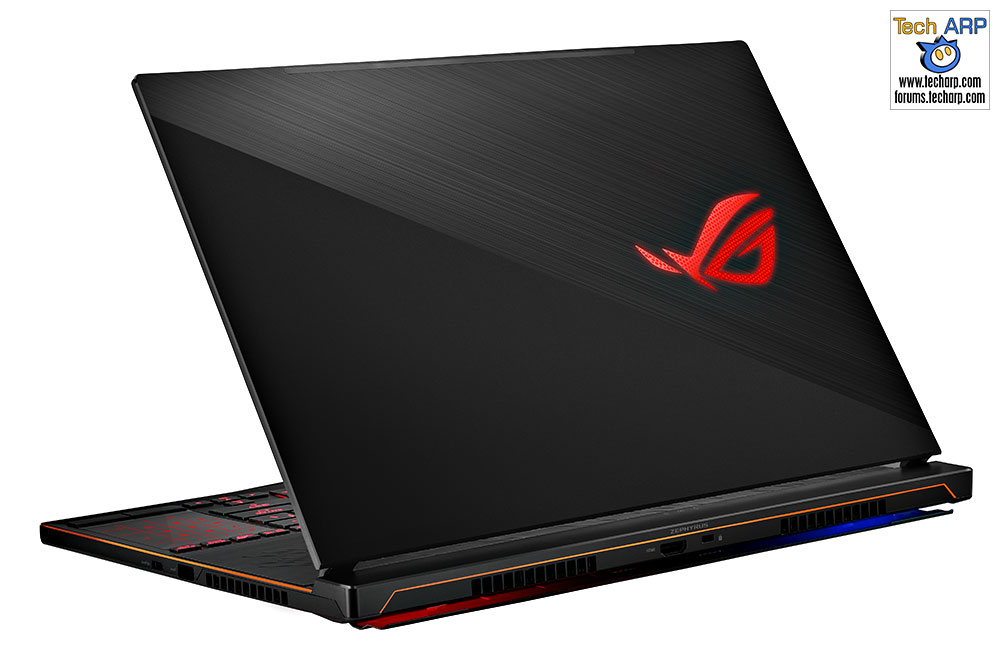 ASUS ROG Zephyrus S (GX531) Gaming Laptop Preview