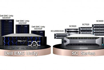 Dell EMC Unity + SC Storage Arrays Get Major Updates!