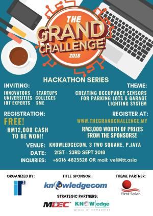 Grand Challenge 2018 Hackathon 04 - KL