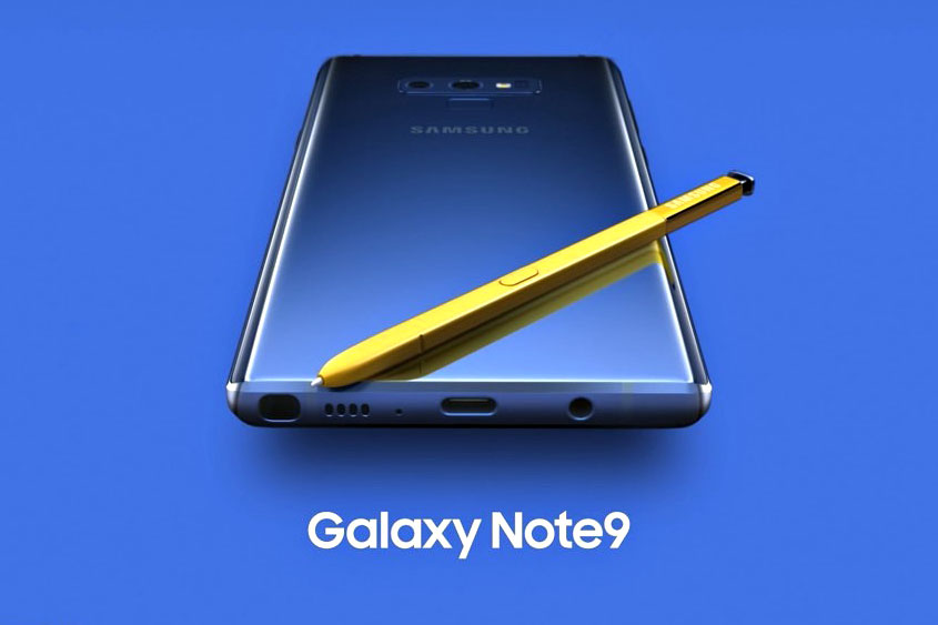 The Samsung Galaxy Note9 Leaks Compiled!