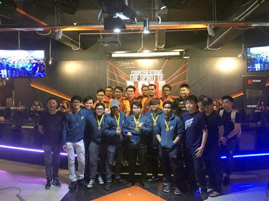 Team FrostFire