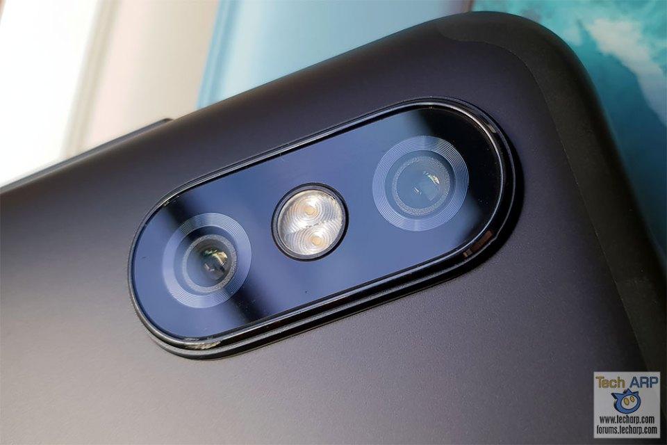 Xiaomi Mi A2 main camera