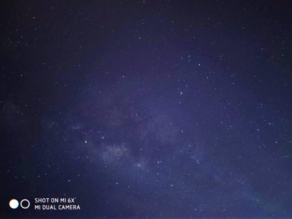 Xiaomi Mi A2 photo sample Allen An dark
