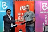 iflix Starts Streaming Bernama News For FREE!