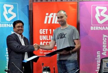 iflix Starts Streaming Bernama News For FREE!