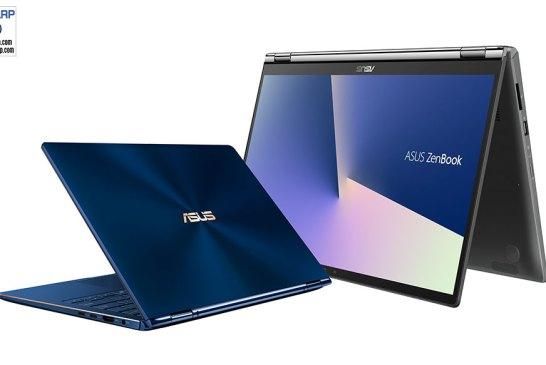 The 2018 ASUS ZenBook Flip 13 + Flip 15 Hands-On Previews!