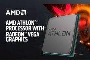 AMD Athlon APU with Radeon Vega Graphics Tech Report!