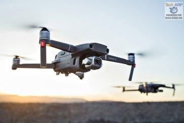 The DJI Mavic 2 Pro Drone Preview + Tech Briefing
