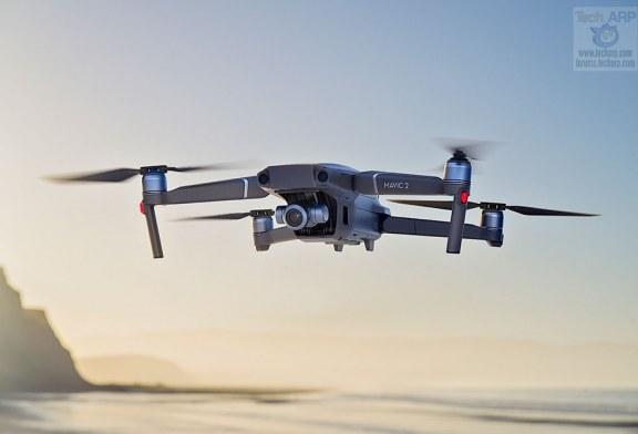 The DJI Mavic 2 Zoom Drone Preview + Tech Briefing