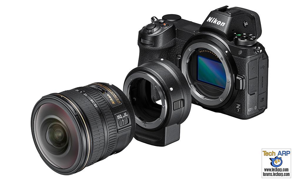 Nikon Z7 Full-Frame Mirrorless Camera Preview + Showcase! - Tech ARP