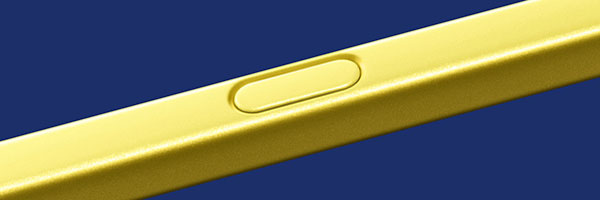 Samsung Galaxy Note9 S Pen button