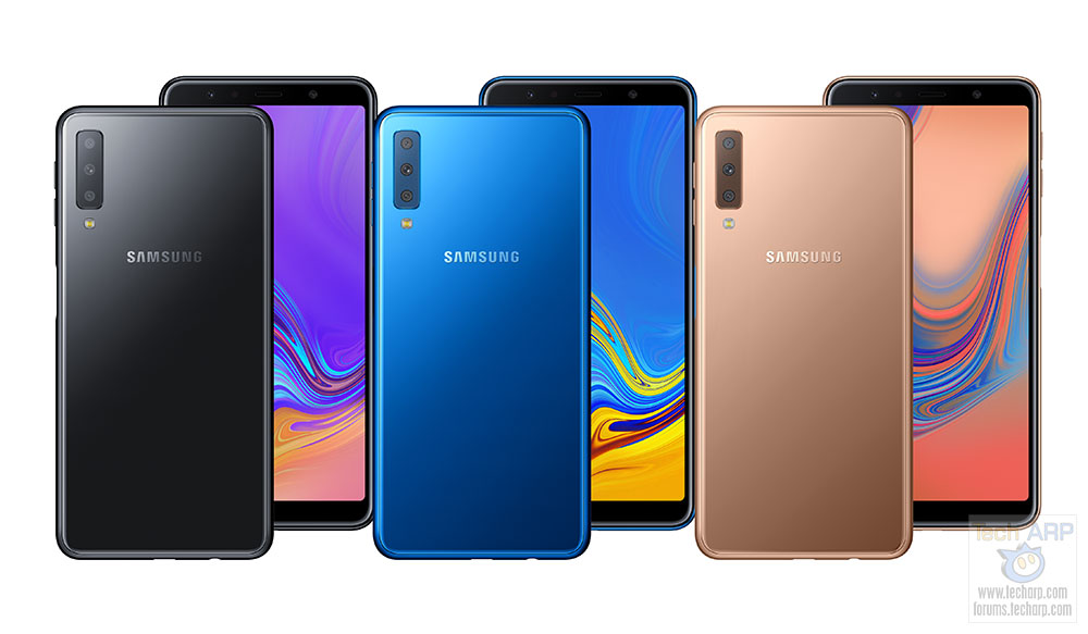 Samsung Galaxy A7 2018 - Everything You Need To Know!