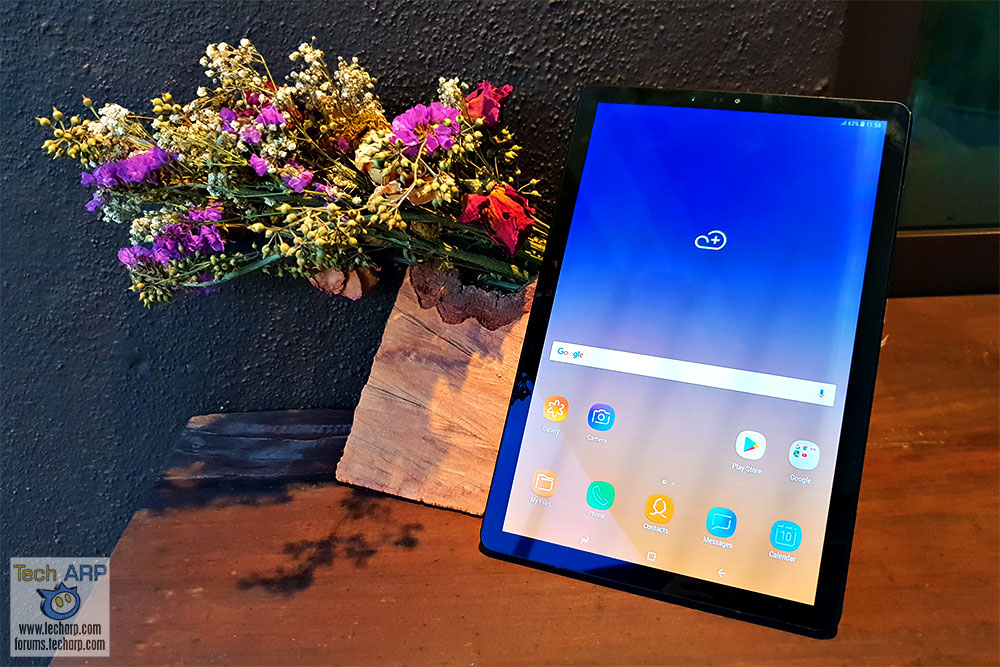 The Samsung Galaxy Tab S4 (SM-T835) Tablet Preview | Tech ARP