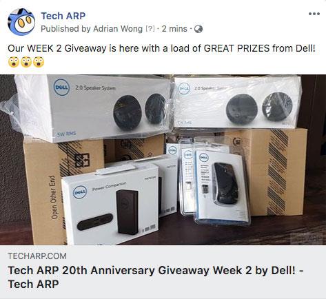Tech ARP 20th Anniversary Contest 02 example