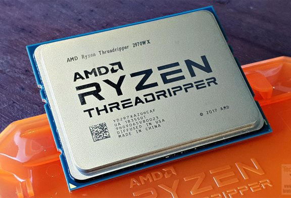 AMD Ryzen Threadripper 2970WX Preview - 24 Core Power!