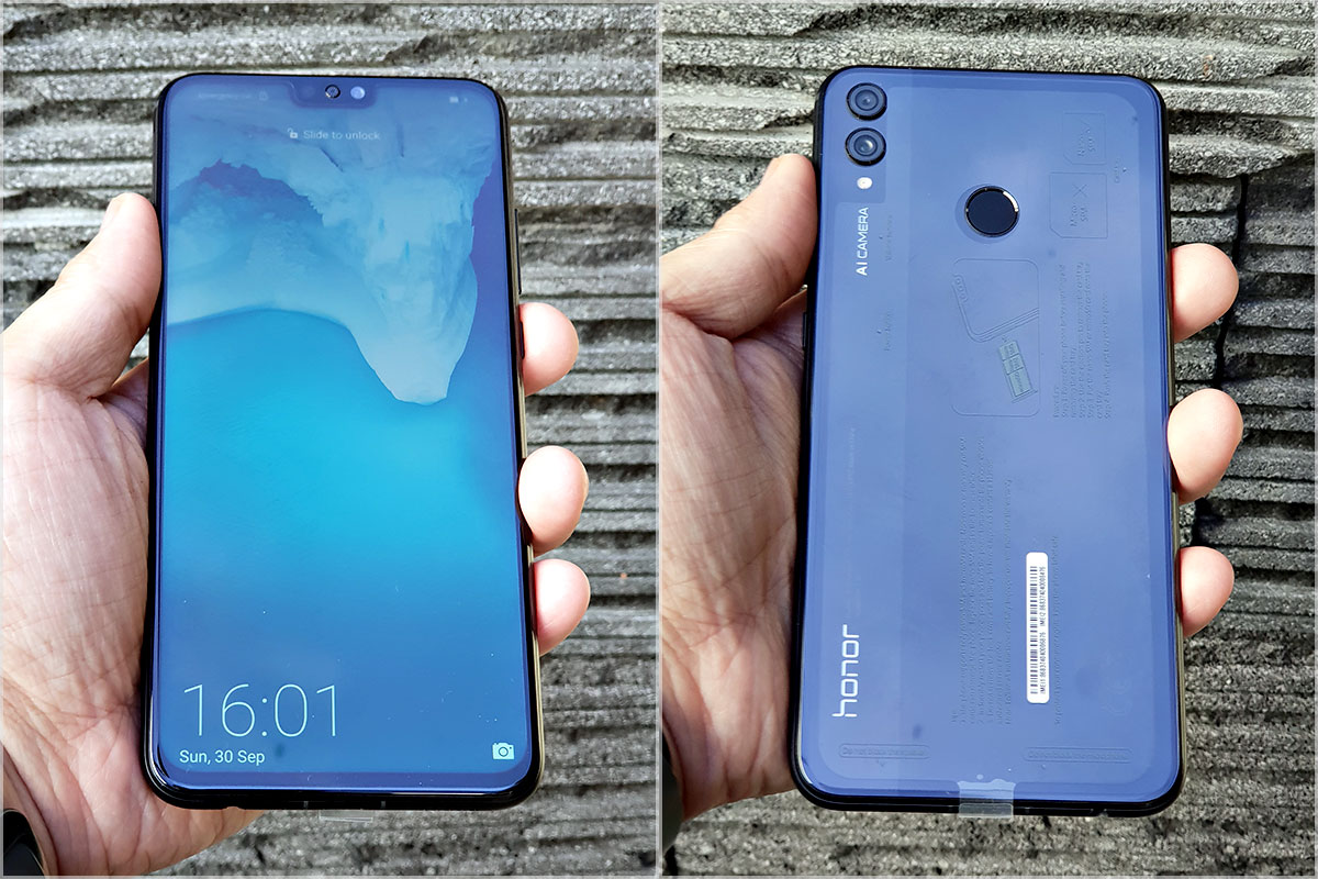 The Honor 8X Sneak Preview - Fresh From The Oven!   The
