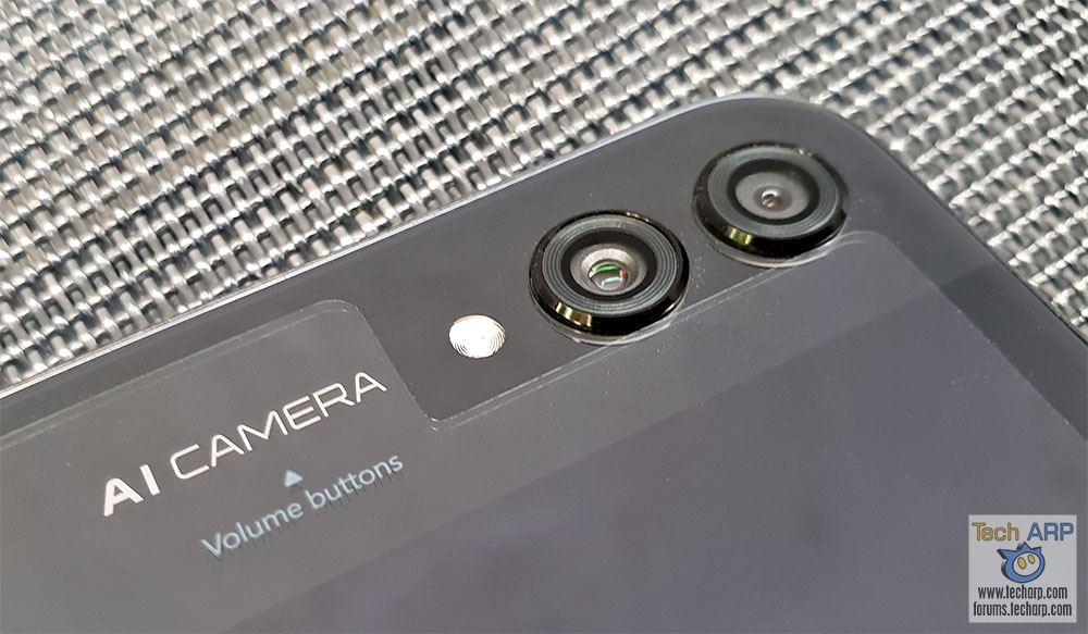 Honor 8X main camera
