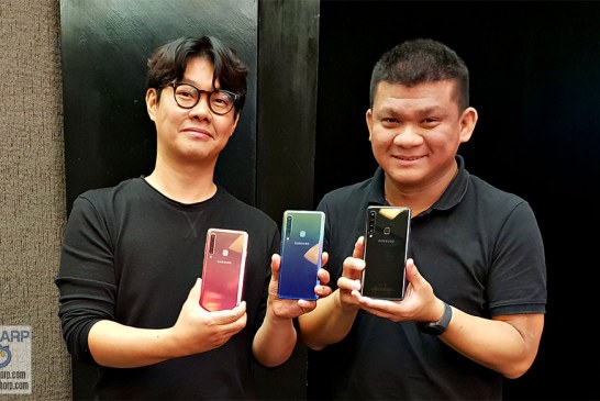 Exclusive Interview With The 2018 Galaxy A7 + A9 Designer!