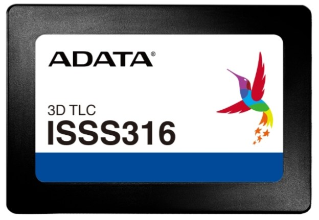 ADATA ISSS316 and IMSS316 3D NAND SSDs